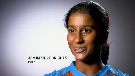 Feature: Jemimah Rodrigues, India