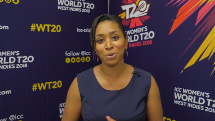 The #WT20 Daily Show Episode 3 – with Ebony Rainford-Brent
