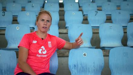 ENG v BAN: 'We know what threat Bangladesh possess' – Lauren Winfield