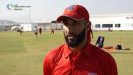 ICC WCL3, Match 6: Denmark captain interview