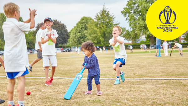 ECB and ICC encourage local clubs to apply to be a Cricket World Cup Club and 'become part of something bigger'