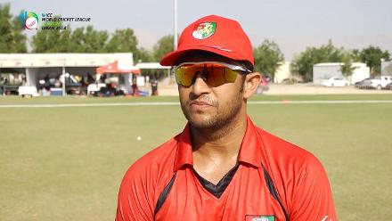 ICC WCL3, Match 6: Singapore captain interview