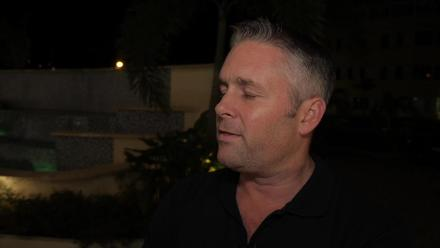 ICC head of events Chris Tetley explains the decision not to move the World T20 Group A games to Antigua