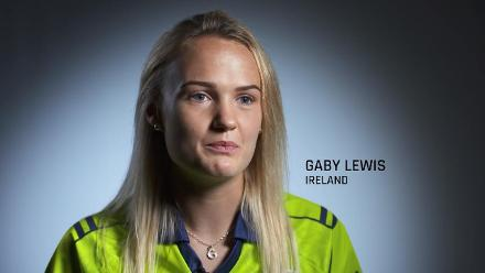 WT20 Feature: Gaby Lewis, Ireland's great batting hope
