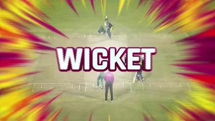 PAK v IRE: Eimear Richardson trapped lbw by Sandhu