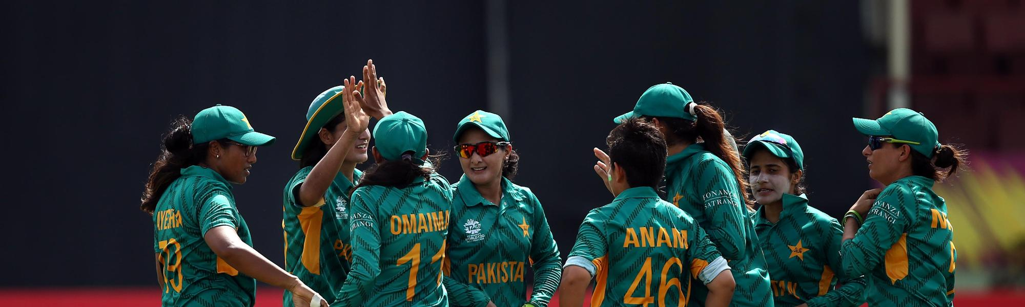 Pakistan Women