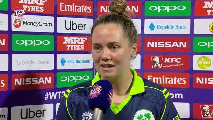 PAK v IRE: Captain interviews