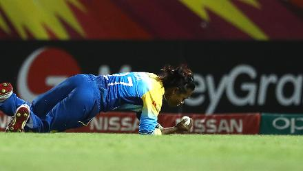 Bangladesh v Sri Lanka, 11th Match, Group A , ICC Women's World T20 at St Lucia, Nov 14 2018