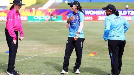Bangladesh v Sri Lanka, 11th Match, Group A , ICC Women's World T20 at St Lucia, Nov 14 2018