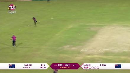AUS v NZ: Australia innings highlights