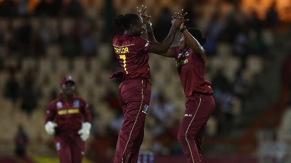 Windies enthrall home crowd as Taylor takes career-best 4/12