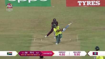WI v SA: Stafanie Taylor stars with career-best 4/12