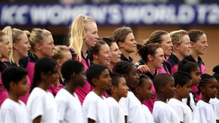 New Zealand v Pakistan, 14th Match, Group B, ICC Women's World T20 at Providence, Nov 15 2018