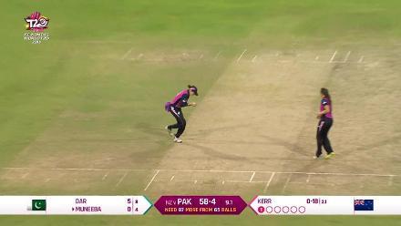 NZ v PAK: Pakistan innings highlights