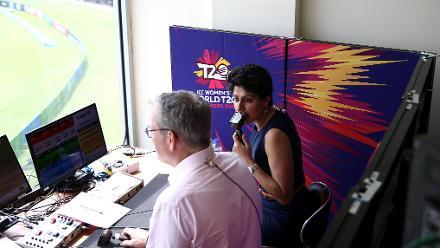 India v Ireland, 13th Match, Group B, ICC Women's World T20 at Providence, Nov 15 2018
