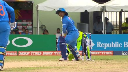 IND v IRE: Highlights of Mithali Raj's 51