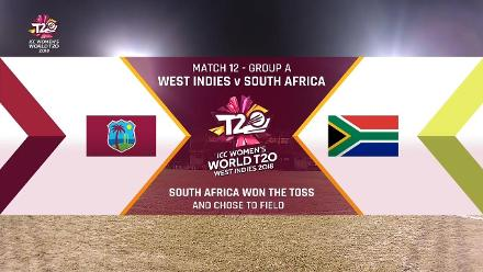 WI v SA: Full match highlights
