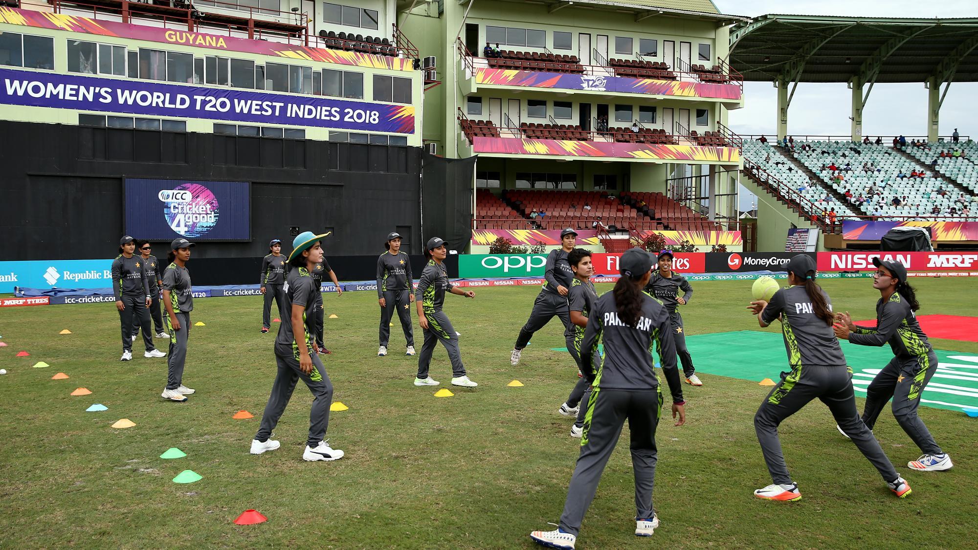 New Zealand v Pakistan, 14th Match, Group B, ICC Women's