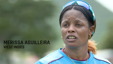 WI v SL: 'Want to make sure we qualify for the semi-finals' – Merissa Aguilleira