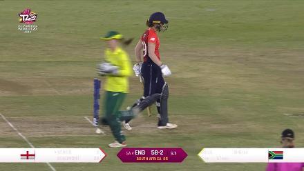 ENG v SA: England wickets