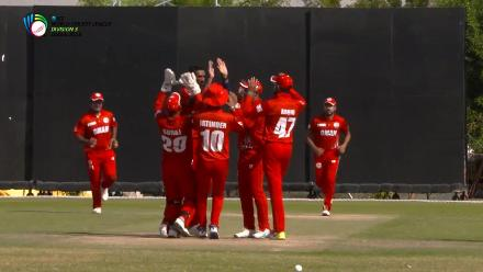 WCL3 – Denmark restrict USA to 230/8 in 50 overs