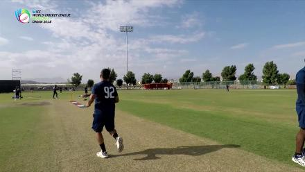 WCL3 - USA captain, Saurabh Netravalkar, speaks ahead of match vs Oman.