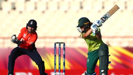 England v South Africa, 15th Match, Group A, ICC Women's World T20 at Gros Islet, Nov 16 2018
