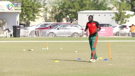 WCL3 - Kenya captain, Shem Ngoche speaks ahead of match against Singapore