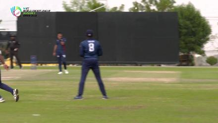 WCL3 - USA vs Oman match highlights.