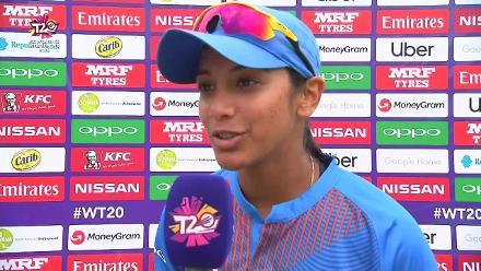 IND v AUS: Player of the Match – Smriti Mandhana