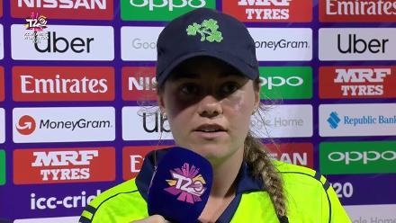 NZ v IRE: Post match presentation