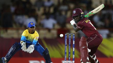 Windies v Sri Lanka, 16th Match, Group A, ICC Women's World T20 at Gros Islet, Nov 16 2018