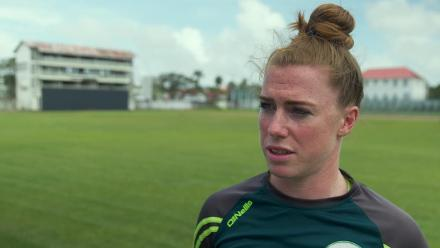 NZ v IRE: 'New Zealand have got some amazing world beaters' – Mary Waldron