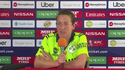WT20 2018: All T20s getting international status is 'massive' – Isobel Joyce