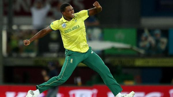 Brilliant South Africa bowling display sees off Australia in shortened match