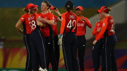 Windies v England, 19th Match, Group A, ICC Women's World T20 at Gros Islet, Nov 18 2018