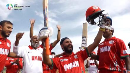 WCL3 – Oman celebrate tournament clean sweep on National Day