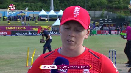 WI v ENG: West Indies win the toss and field