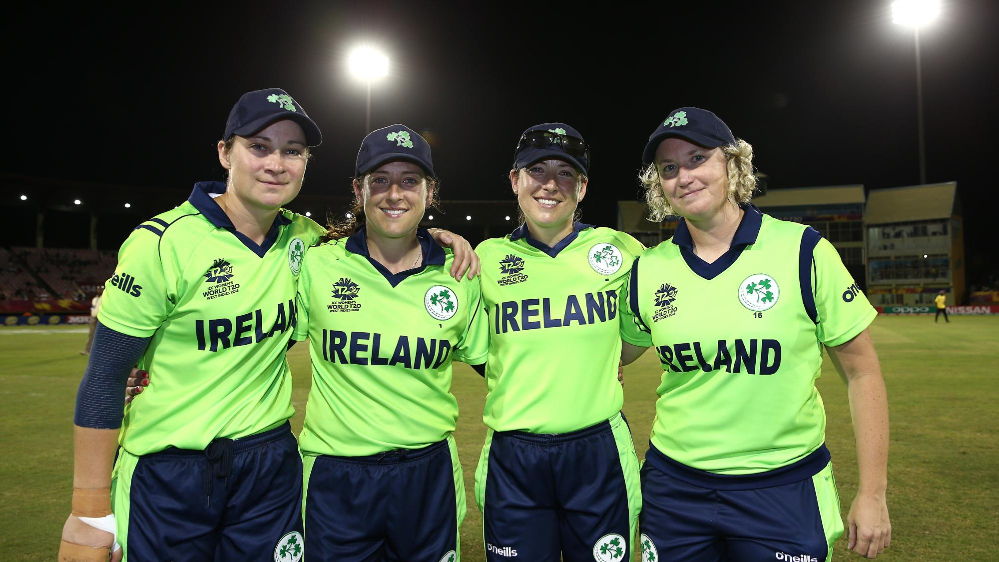 Emotional end of an era for Ireland cricket