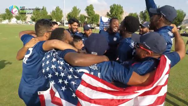 USA finish off the job to claim promotion