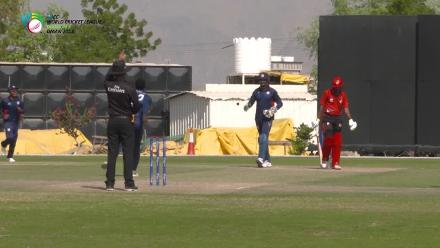 WCL 3 - USA restrict Singapore to 161