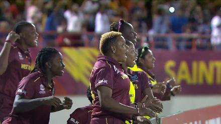 WI v ENG: Windies defeat England to complete a sweep of Group A