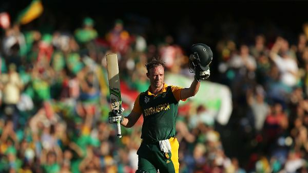 'South Africa looking good for World Cup' – de Villiers