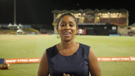 The #WT20 Daily Show – Episode 11 with Ebony Rainford-Brent