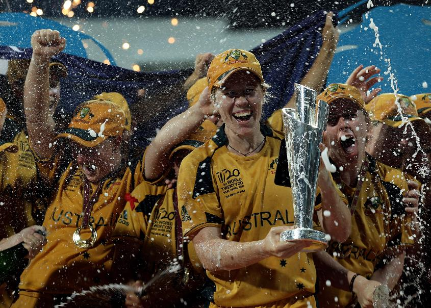 There are few better to learn from than World T20 winner Alex Blackwell