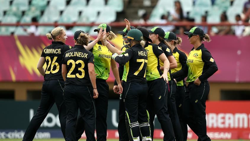 Australia lost to the Windies in final of the ICC Women's World T20 2016