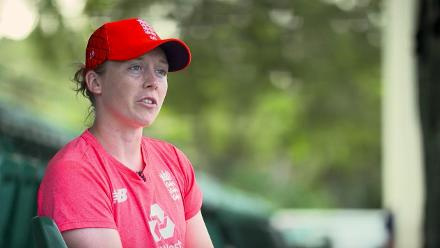 ENG v IND: 'India have played some exciting cricket' – Heather Knight