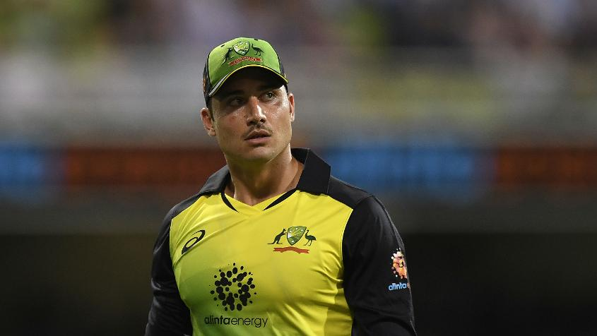 Marcus Stoinis made an impact in both departments in the first game