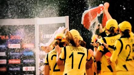 The T20 World Cup is coming to Australia!