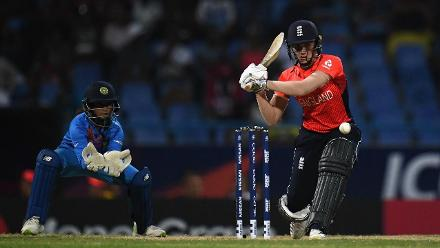 ENG v IND: England innings highlights